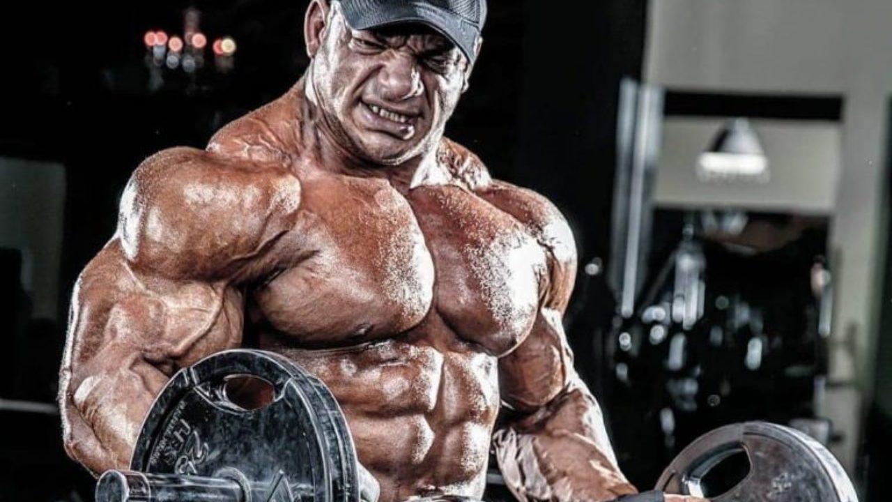 Big Ramy Workout Routine and Diet Plan | WorkoutInfoGuru