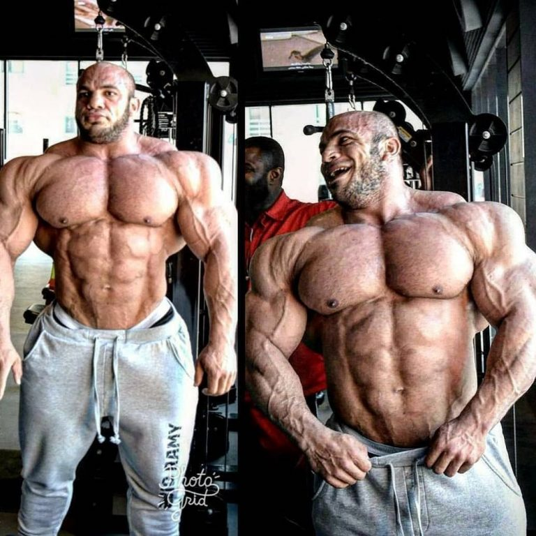 Big Ramy Workout