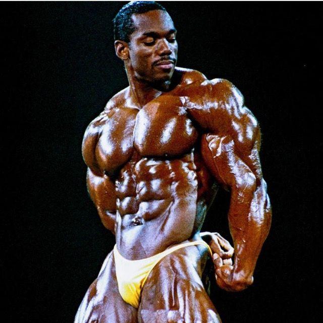 Flex Wheeler Workout